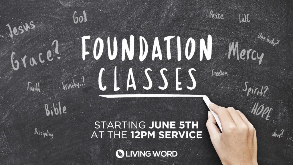FOUNDATION CLASS 605
